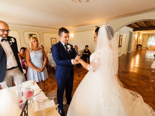 Il matrimonio di Davide e Federica a Fiumicello, Udine 38