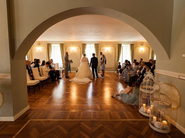 Il matrimonio di Davide e Federica a Fiumicello, Udine 39