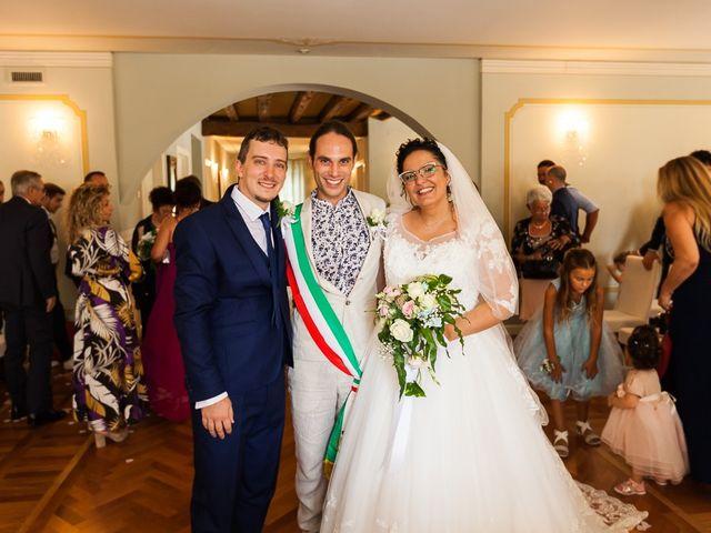 Il matrimonio di Davide e Federica a Fiumicello, Udine 41