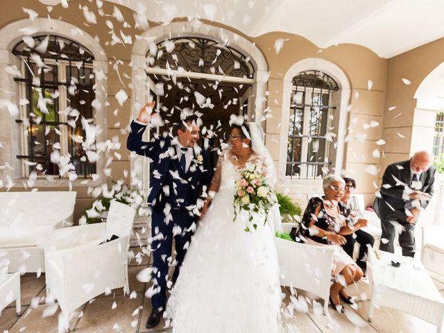 Il matrimonio di Davide e Federica a Fiumicello, Udine 42