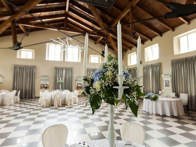 Il matrimonio di Davide e Federica a Fiumicello, Udine 45