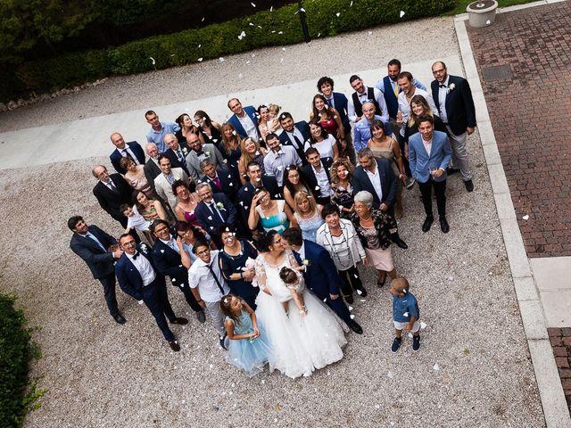 Il matrimonio di Davide e Federica a Fiumicello, Udine 57