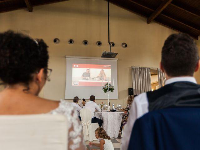Il matrimonio di Davide e Federica a Fiumicello, Udine 61