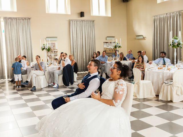 Il matrimonio di Davide e Federica a Fiumicello, Udine 62