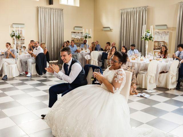 Il matrimonio di Davide e Federica a Fiumicello, Udine 63