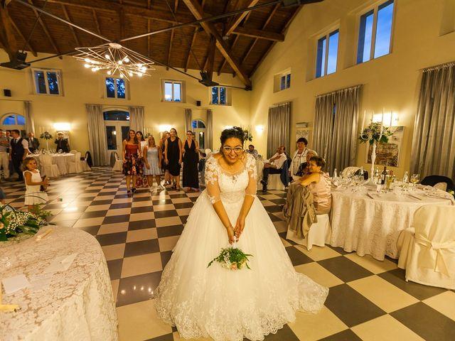 Il matrimonio di Davide e Federica a Fiumicello, Udine 70