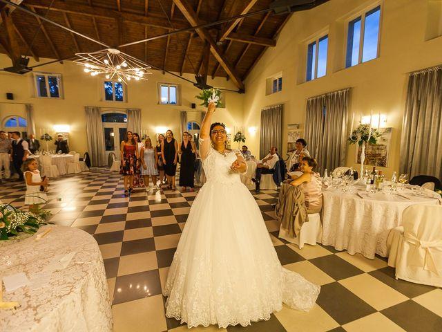 Il matrimonio di Davide e Federica a Fiumicello, Udine 71