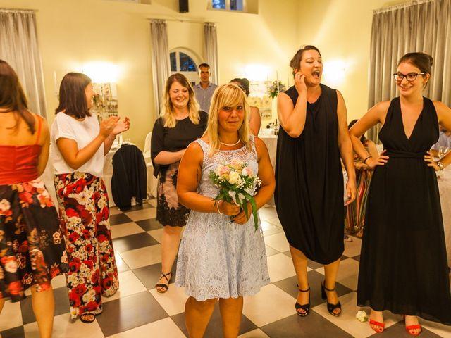 Il matrimonio di Davide e Federica a Fiumicello, Udine 73