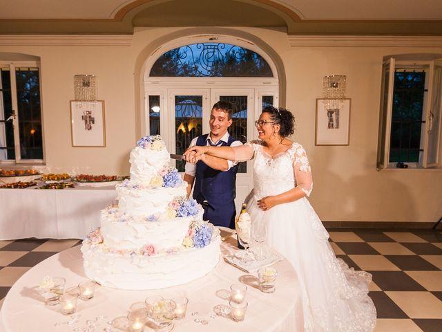 Il matrimonio di Davide e Federica a Fiumicello, Udine 74