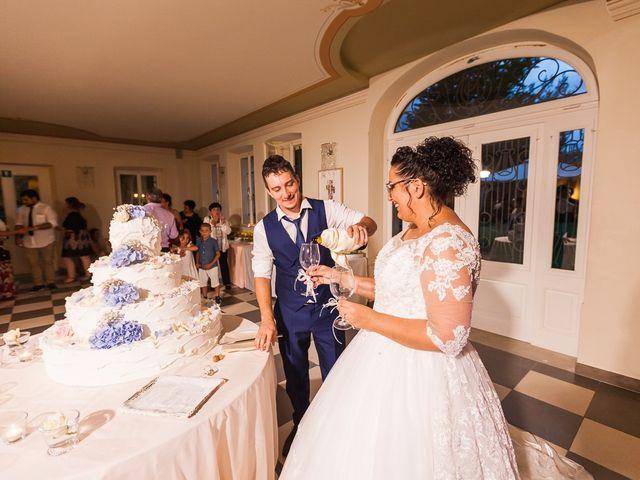 Il matrimonio di Davide e Federica a Fiumicello, Udine 75