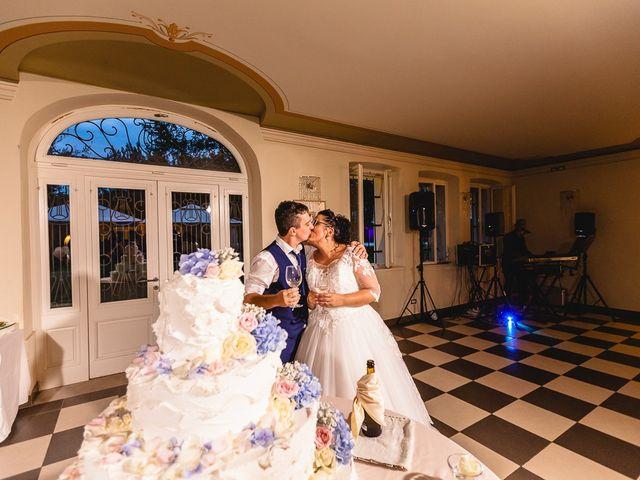Il matrimonio di Davide e Federica a Fiumicello, Udine 76