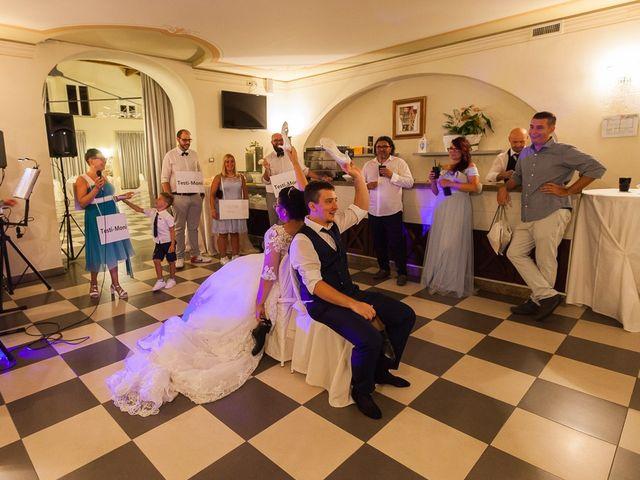 Il matrimonio di Davide e Federica a Fiumicello, Udine 77