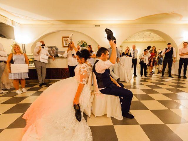 Il matrimonio di Davide e Federica a Fiumicello, Udine 79
