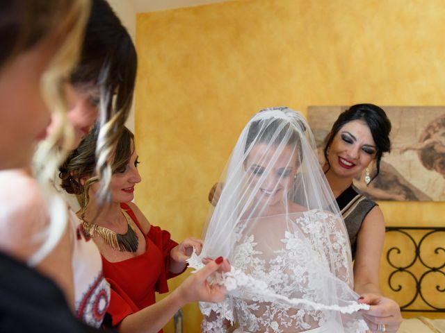 Il matrimonio di Settimo e Maria Valeria a Aragona, Agrigento 9