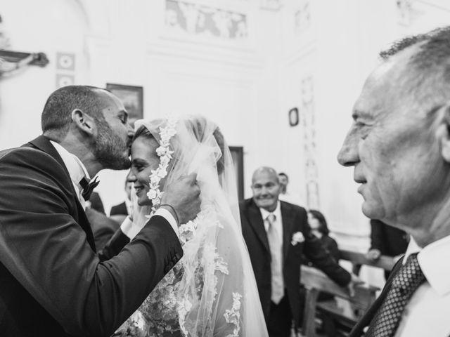Il matrimonio di Settimo e Maria Valeria a Aragona, Agrigento 12