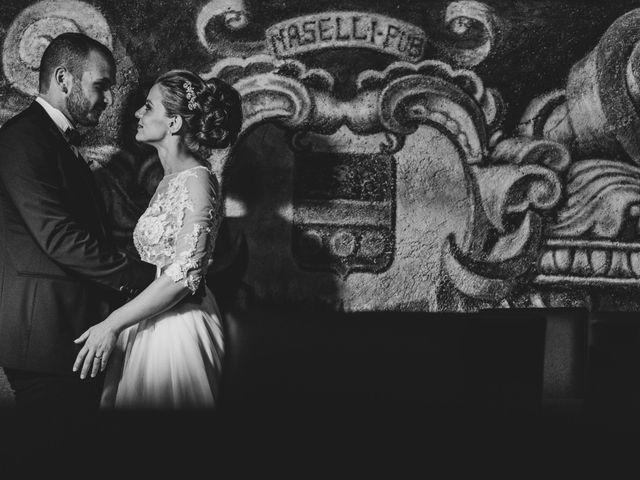 le nozze di Maria Valeria e Settimo