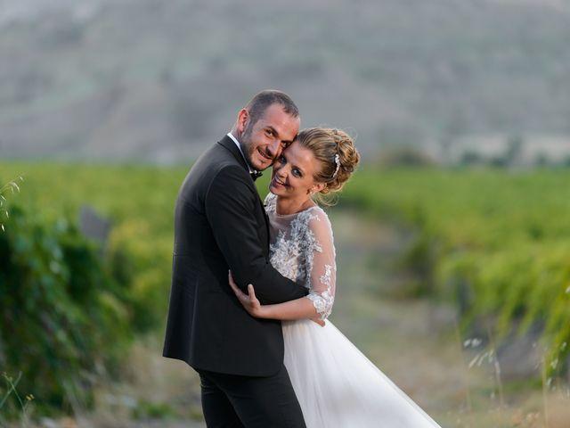 Il matrimonio di Settimo e Maria Valeria a Aragona, Agrigento 23