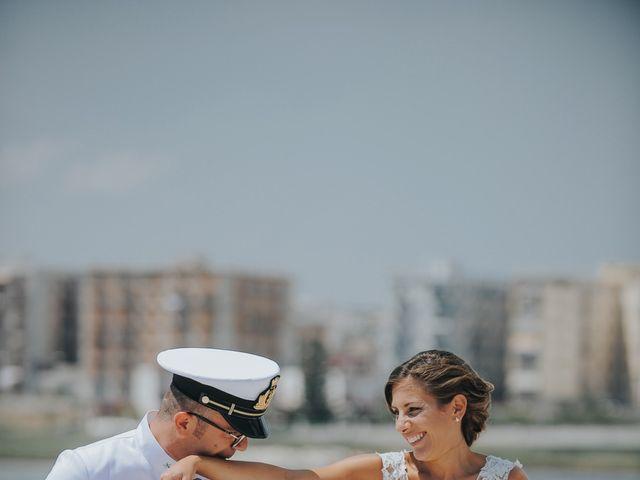 Il matrimonio di Giovanni e Serena a Manfredonia, Foggia 24