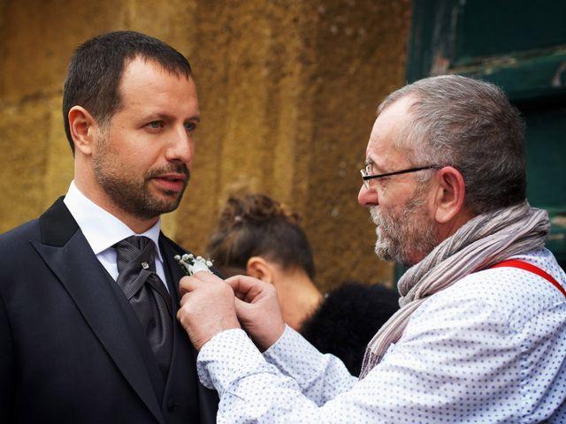 Il matrimonio di Serena e Emanuele a Frascati, Roma 7