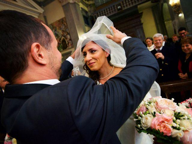 Il matrimonio di Serena e Emanuele a Frascati, Roma 8
