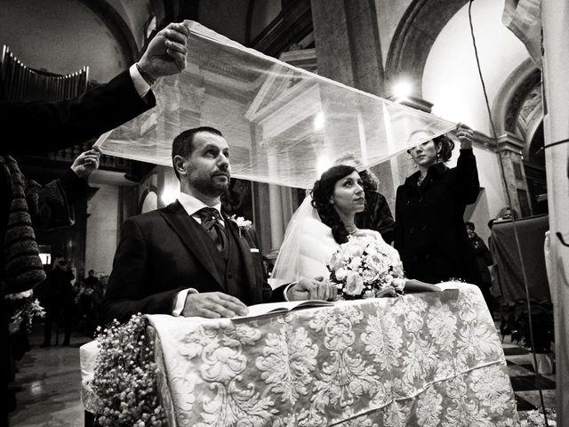 Il matrimonio di Serena e Emanuele a Frascati, Roma 12