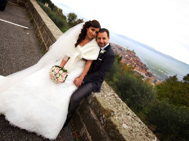 Il matrimonio di Serena e Emanuele a Frascati, Roma 16