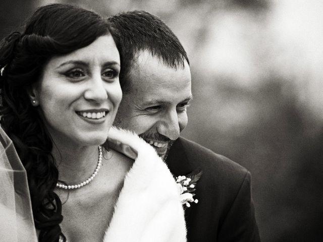 Il matrimonio di Serena e Emanuele a Frascati, Roma 17
