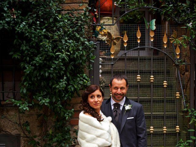 Il matrimonio di Serena e Emanuele a Frascati, Roma 2
