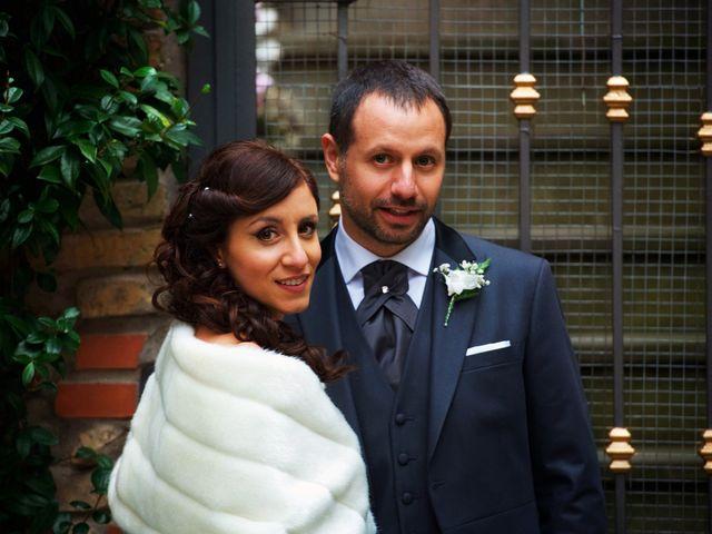 Il matrimonio di Serena e Emanuele a Frascati, Roma 22