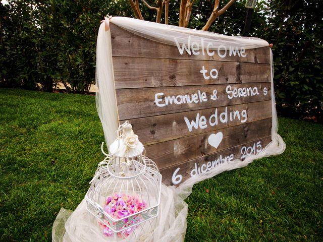 Il matrimonio di Serena e Emanuele a Frascati, Roma 23