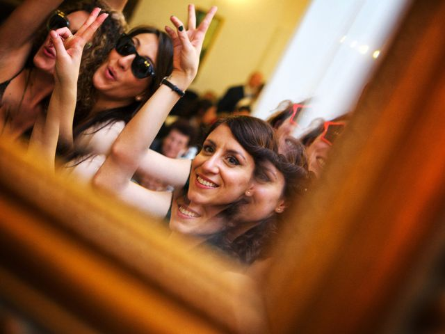Il matrimonio di Serena e Emanuele a Frascati, Roma 26