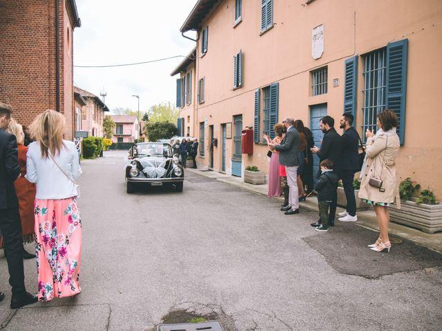 Il matrimonio di Salvatore e Kallirroi a Milano, Milano 41