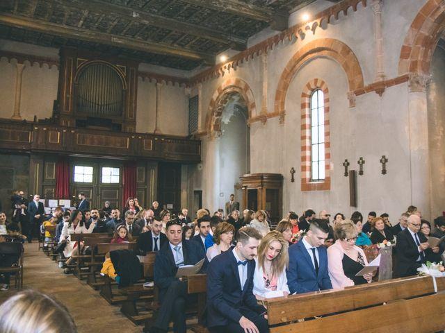 Il matrimonio di Salvatore e Kallirroi a Milano, Milano 55
