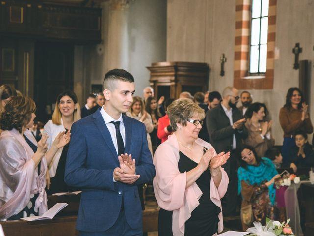Il matrimonio di Salvatore e Kallirroi a Milano, Milano 78