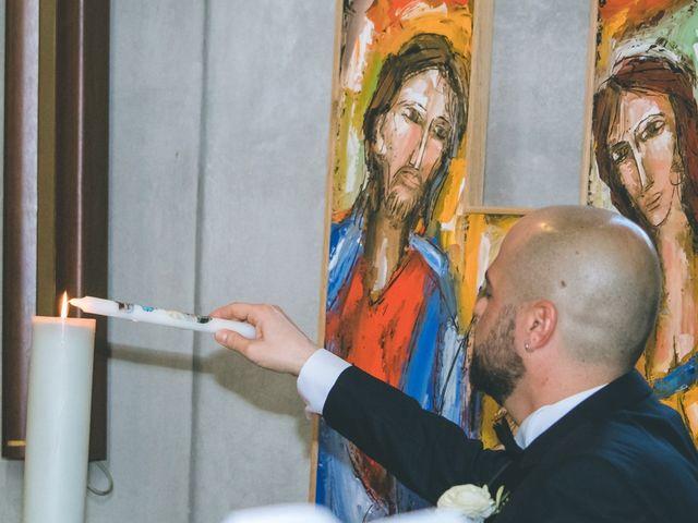 Il matrimonio di Salvatore e Kallirroi a Milano, Milano 86