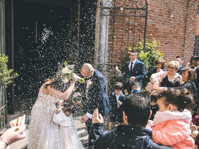 Il matrimonio di Salvatore e Kallirroi a Milano, Milano 90