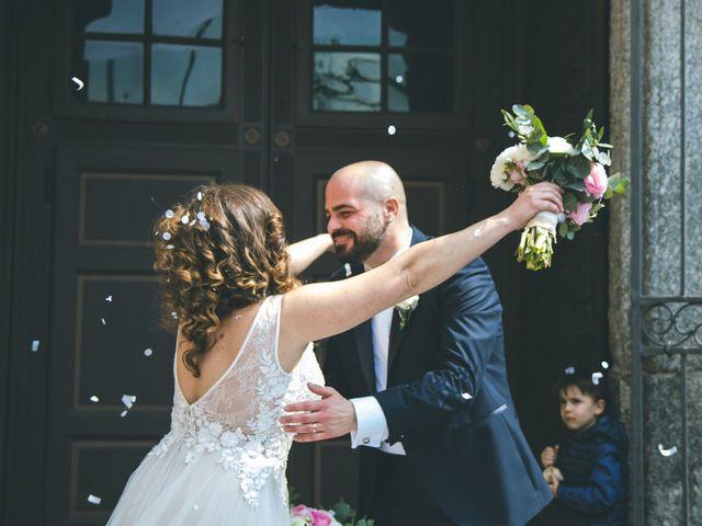 Il matrimonio di Salvatore e Kallirroi a Milano, Milano 92