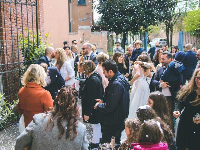 Il matrimonio di Salvatore e Kallirroi a Milano, Milano 93