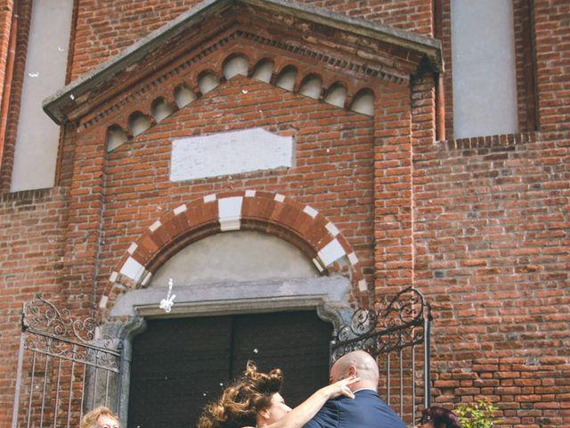 Il matrimonio di Salvatore e Kallirroi a Milano, Milano 95
