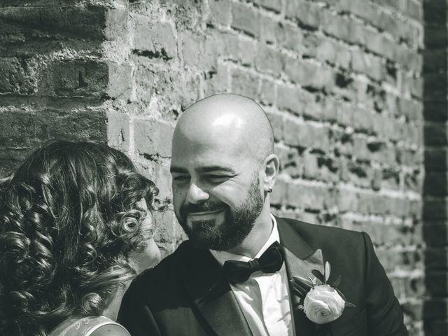Il matrimonio di Salvatore e Kallirroi a Milano, Milano 97