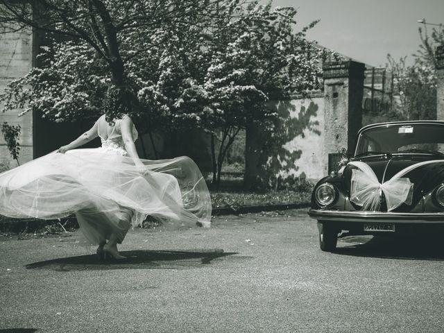 Il matrimonio di Salvatore e Kallirroi a Milano, Milano 101