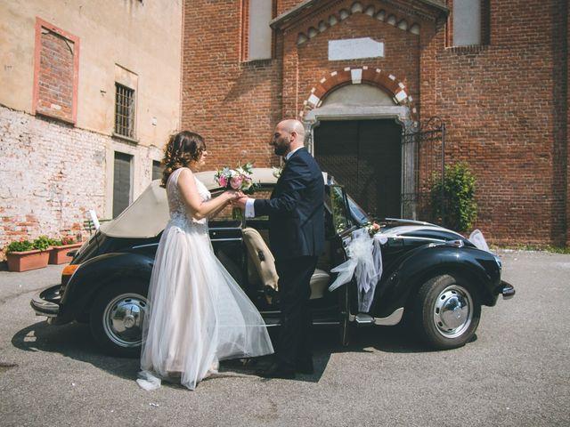 Il matrimonio di Salvatore e Kallirroi a Milano, Milano 103