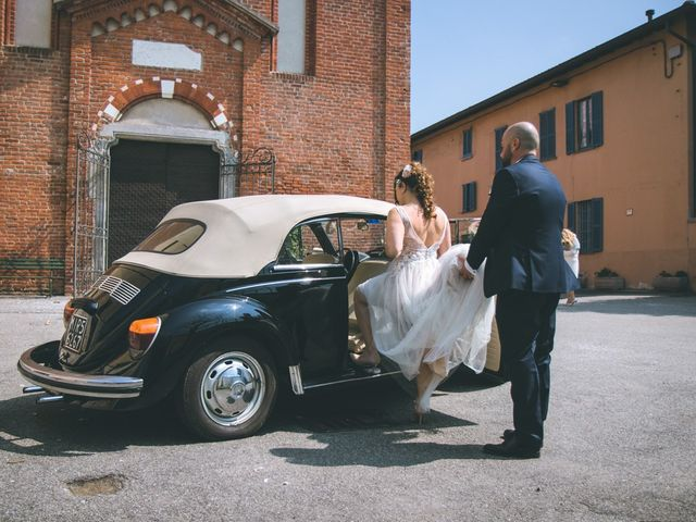Il matrimonio di Salvatore e Kallirroi a Milano, Milano 104