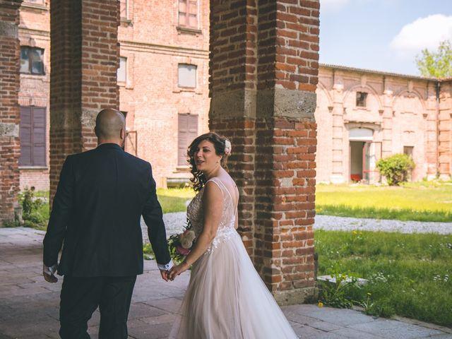 Il matrimonio di Salvatore e Kallirroi a Milano, Milano 129