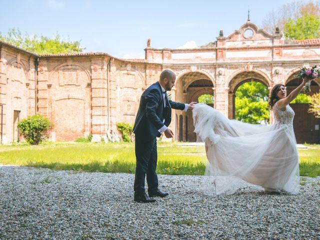 Il matrimonio di Salvatore e Kallirroi a Milano, Milano 130