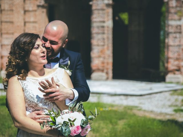 Il matrimonio di Salvatore e Kallirroi a Milano, Milano 133