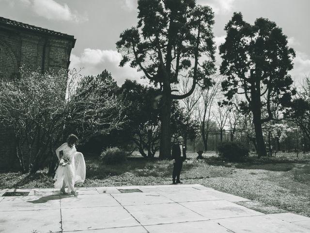 Il matrimonio di Salvatore e Kallirroi a Milano, Milano 142