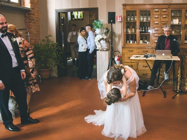 Il matrimonio di Salvatore e Kallirroi a Milano, Milano 178