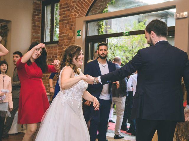 Il matrimonio di Salvatore e Kallirroi a Milano, Milano 204