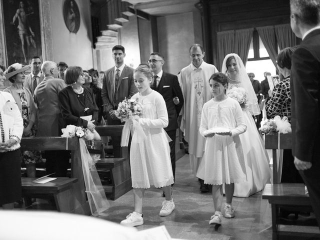 Il matrimonio di Matteo e Alessandra a Casale Monferrato, Alessandria 16